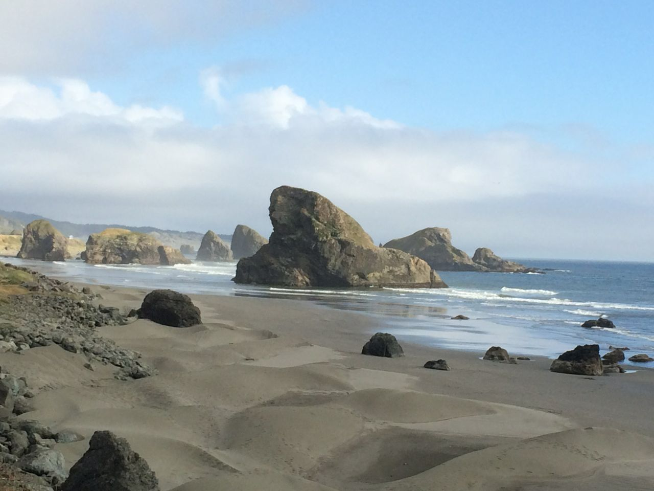 Gold Beach, Oregon, June 12, 2014