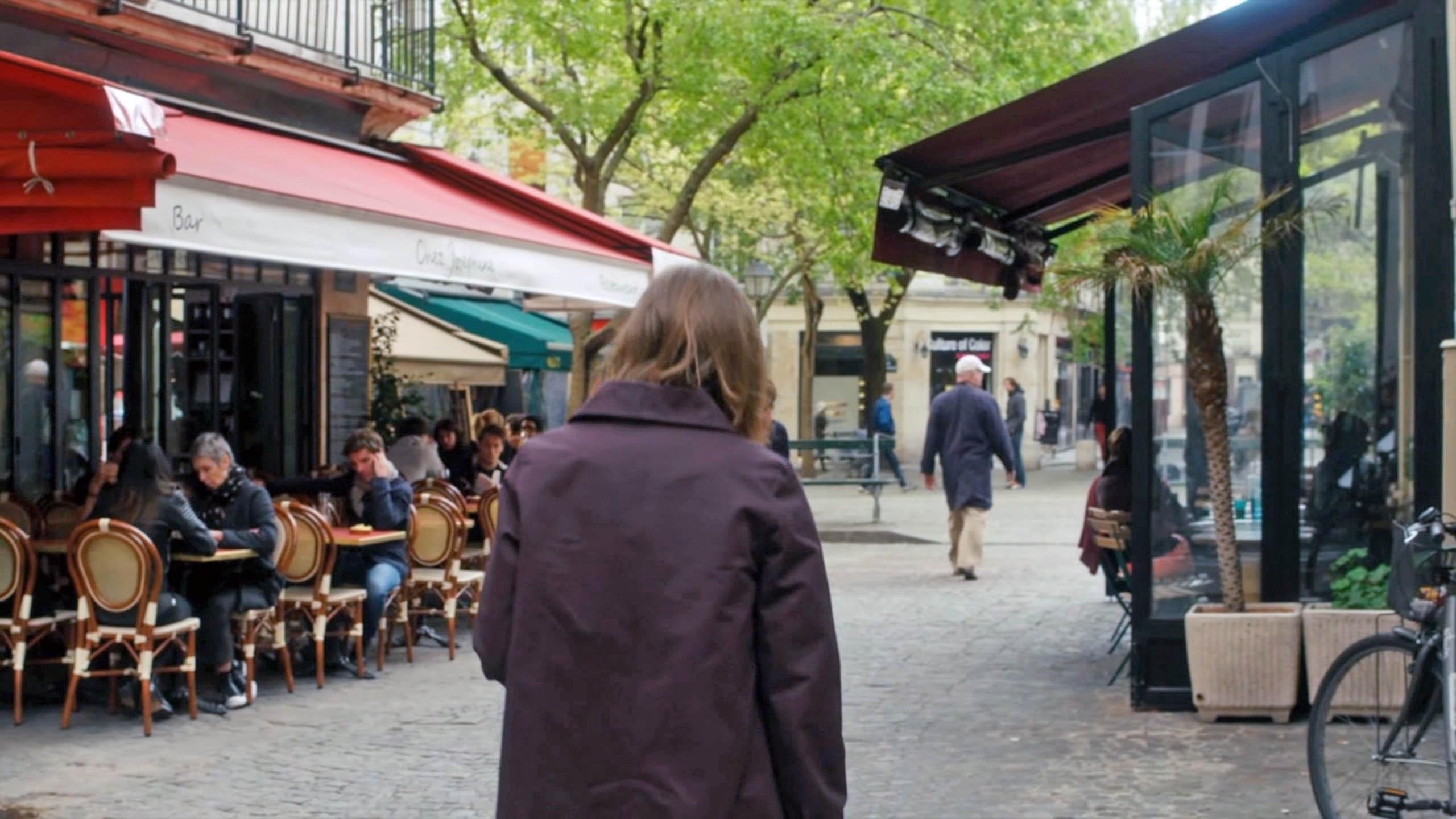 Place du Marché Sainte-Catherine, 75004