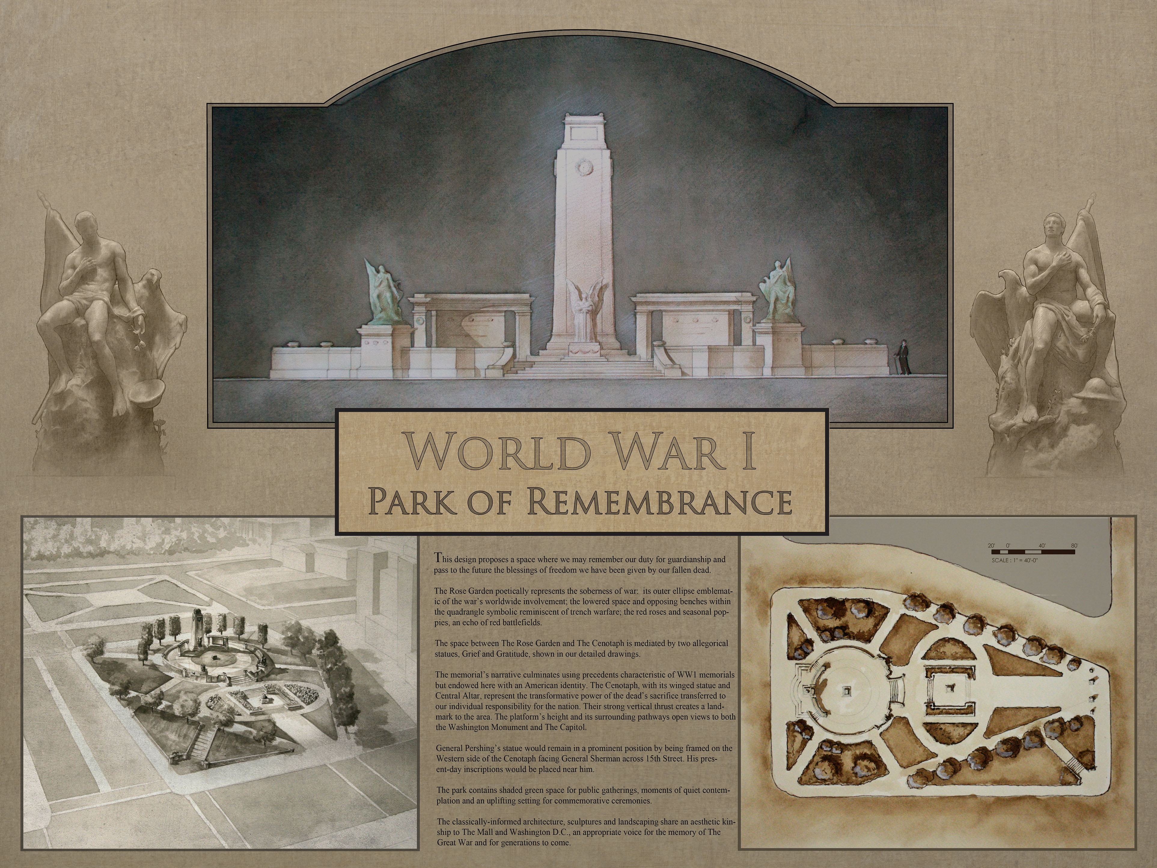 WW1 Memorial References