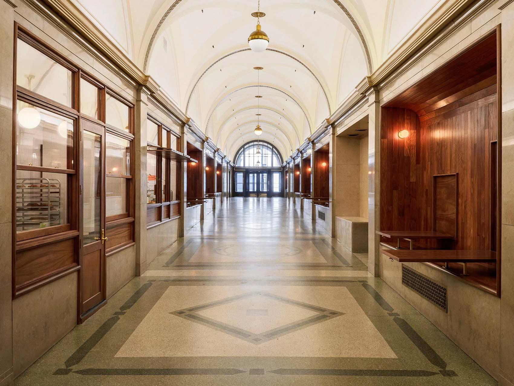 220 Church St lobby