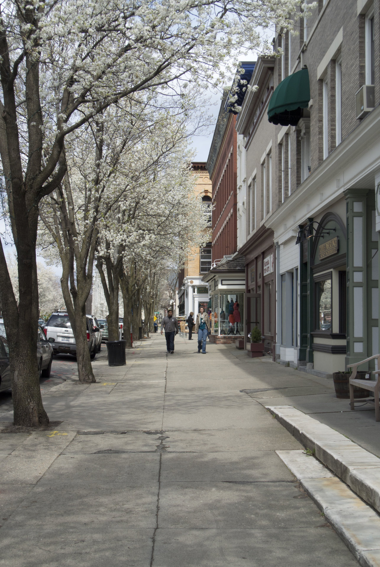 East side of Main Street, Great Barrington